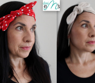 Ebook Haarband NALA 4 Größen