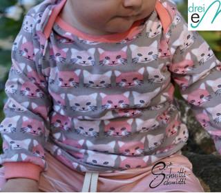 Newborn LOU Shirt Gr. 50-92
