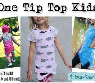 E-Book One Tip Top Kids Gr. 74-164