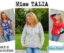 E-Book Miss Talia Gr. 32 - 50