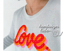 Plotterdatei – Love – Hamburger Liebe