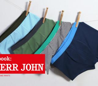 eBook HERR JOHN - bequeme Pants für Herren S-XXL