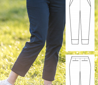 E-Book »LaMarina Pants« (32–46)