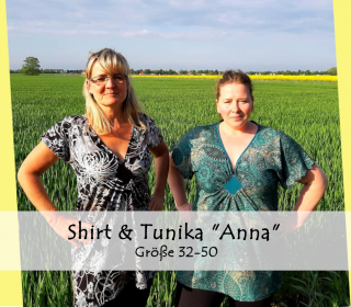 eBook Shirt/Tunika Anna Gr. 32-50
