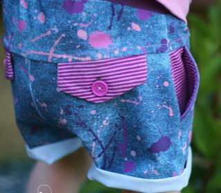 Ebook Taschenklappenhose - Größen 68 bis 98