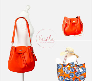 Oh meéla Kombi-eBook Louisa Shopper & Strandtasche