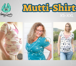 Ebook - Stillshirt Umstandsshirt Mutti Shirt