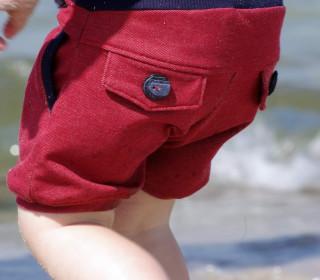 Ebook Taschenklappenhose - Größen 104 bis 140