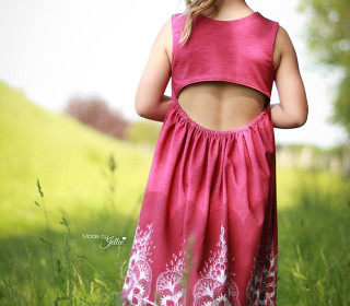 Ebook Breezy Summer Dress Gr. 86-164 - Top/Tunika/Kleid/Maxikleid