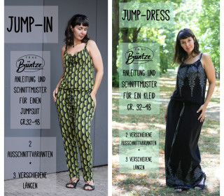 Kombi Ebook Jump-in und Jump-Dress