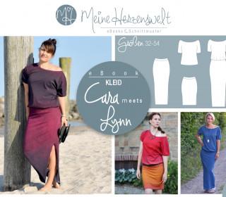 # 65 eBook - CARA&LYNN - Kleid/Rock/Shirt - Größe 32-54