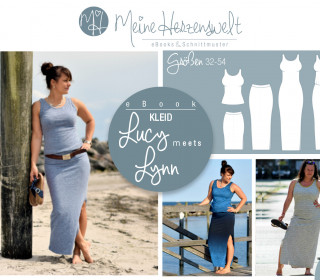 # 66 eBook - LUCY&LYNN - Kleid/Rock/Top - Größe 32-54