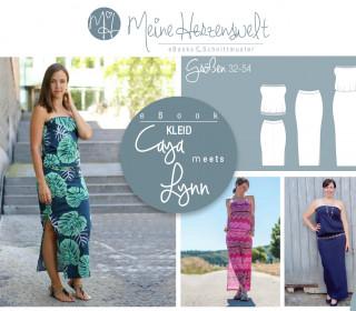 # 68 eBook - CAYA&LYNN - Kleid/Rock/Tubetop - Größe 32-54