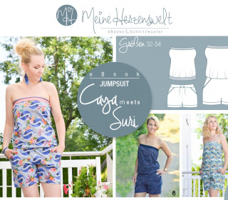# 71 eBook  - CAYA&SURI - Jumpsuit/Shorts/Tubetop - 32-54