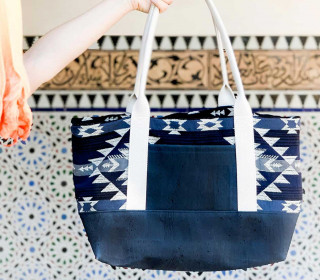 #thebeach Bag | Yes, Honey Schnittmuster