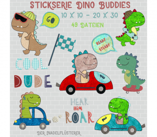 Digitale Stickserie