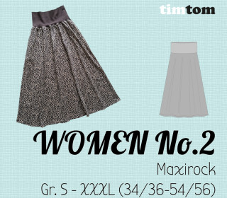 timtom WOMEN No.2 Maxirock