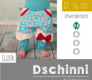 EBook Ballonhose Dschinni