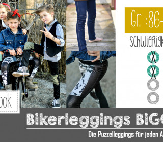 EBook Bikerleggings Biggi