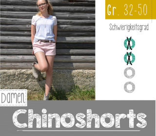 EBook ChinoShorts Damen