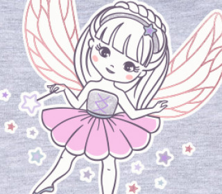 "Plotterdatei ""Little Fairy"