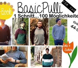 E-Book Basic Pulli für Ihn