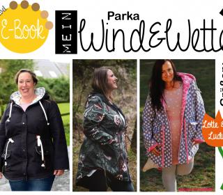 E-Book Mein Wind&Wetter Parka Curvy