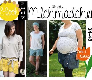 E-Book Shorts Mein Milchmädchen