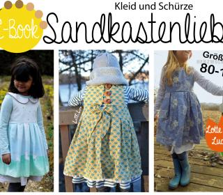 E-Book Kleid Sandkastenliebe
