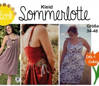 E-Book Kleid Sommerlotte