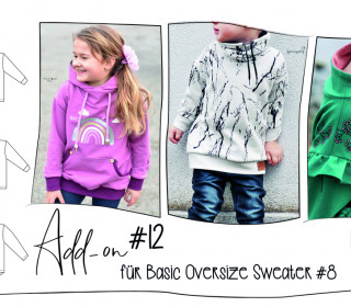 Add-on #12 für Basic Oversize Sweater #8