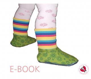 E-Book - Füßlinge Babyschuhe  Gr. 15 - 30