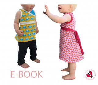 E-Book - Kleid Tunika Gr. 74 - 128