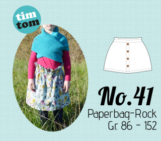 timtom No.41 Paperbag-Rock