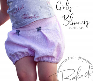 Girly Bloomers Gr. 92 - 146