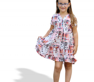 eBook Kleid Valentina Kinder