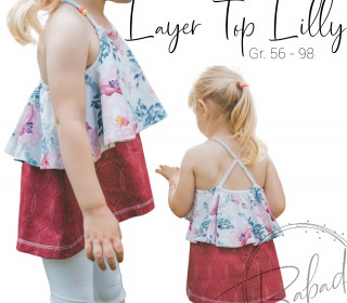Layer Top Lilly Gr. 56 - 98