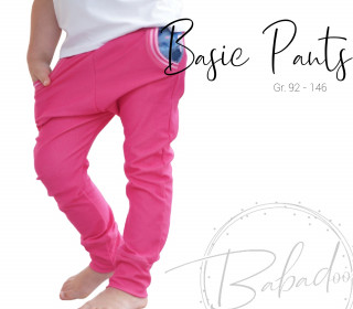 eBook - Basic Pants Gr. 92 - 146