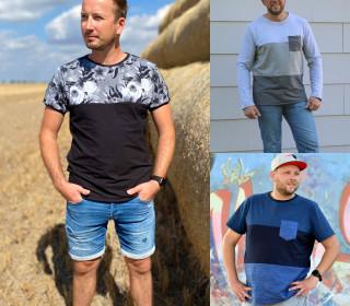 Ebook Herren Shirt MONZA Gr. XS-XXXL