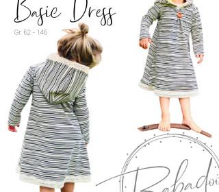 Basic Dress Gr. 62 - 146