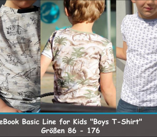 eBook Basic Line for Kids by Lennähna