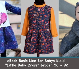 eBook Basic Line for Babys by Lennähna