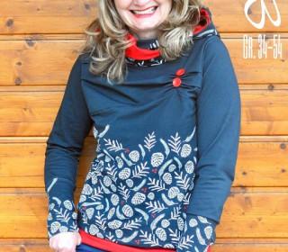 Ebook Hoodie Elise Gr.34-54