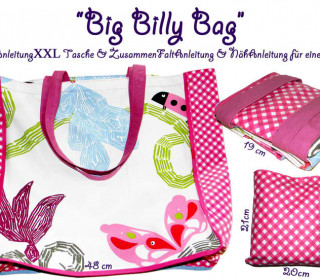 ♥ Big Billy Bag – XXL Tasche ♥