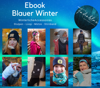 Blauer Winter