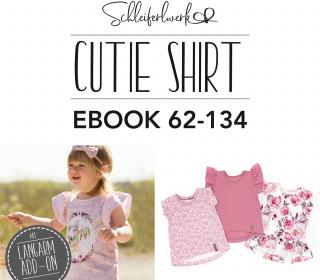 eBook Cutie Shirt – Größe 62-128