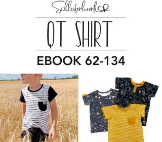 eBook QT Shirt – Größe 62-128