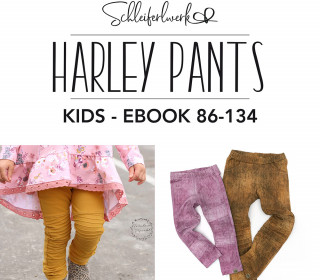 eBook Harley Pants Kids – Größe 86-134