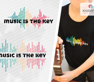Music is the key Plotterdatei