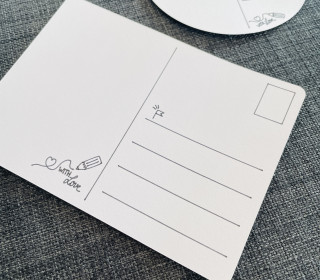 Plottergrafik | Printable | Postkarten